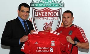 Craig Bellamy Signs For Liverpool FC