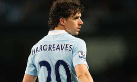 Owen Hargreaves of Manchester City