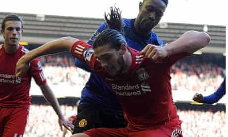 Liverpool v Manchester United - FA Cup Fourth Round