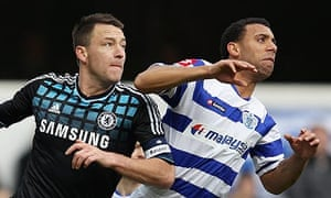 John Terry Anton Ferdinand Chelsea QPR