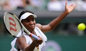 Venus Williams has an auto-immune disease