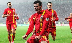 Soccer - 2014 FIFA World Cup - Qualifier - Group A - Wales v Scotland - Cardiff City Stadium