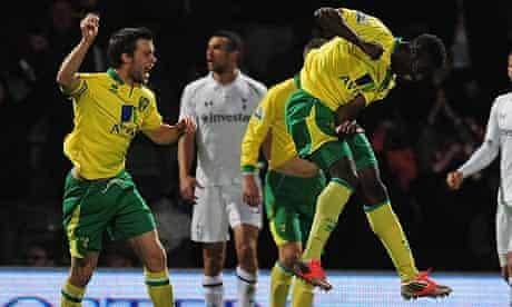 Alex Tettey Norwich City
