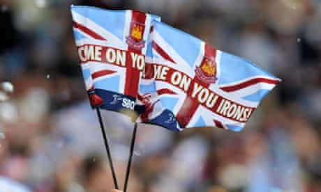 Soccer - Barclays Premier League - West Ham United v Aston Villa - Upton Park