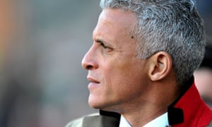 Notts County manager Keith Curle