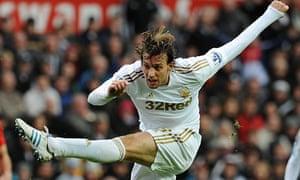 Michu, the Swansea striker