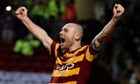 Gary Jones, Bradford City captain