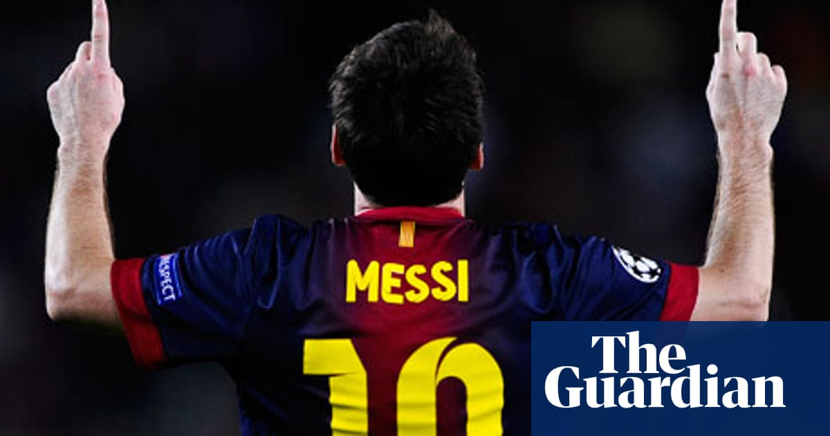 c9f2d39fcc9 The world's top 10 footballers: why are they so good? | Guardian ...