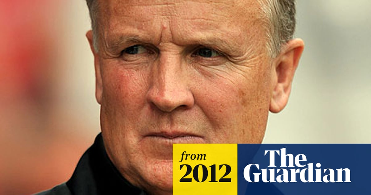 Nottingham Forest owners sack manager Sean O'Driscoll | Football