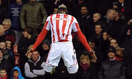 Kenwyne Jones Stoke City