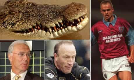 The Joy of Six: weird football stories