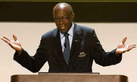 Jack Warner, the former Fifa vice-president and TTFF special adviser
