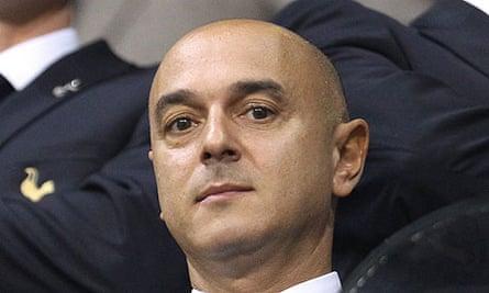 Daniel Levy Tottenham Hotspur
