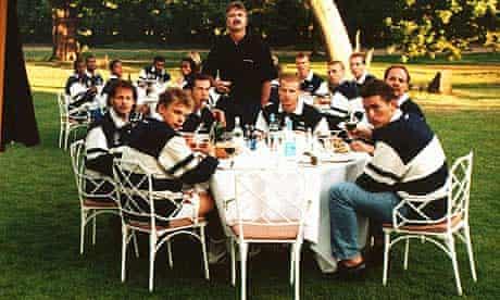 Dutch UEFA Euro 1996 Team
