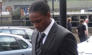 Newcastle's Nile Ranger was warned over his future conduct