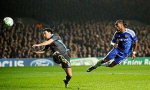 Didier Drogba Chelsea Napoli