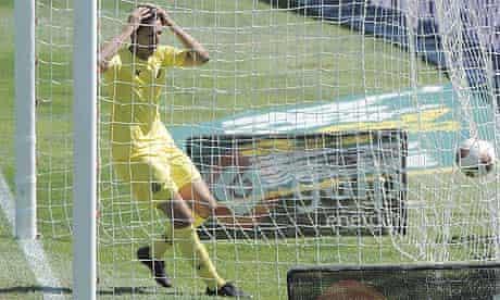 Woe for Villarreal's Nilmar against Levante