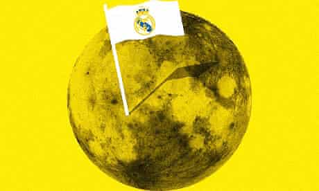 Real Madrid's planet