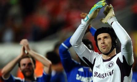 Petr Cech, Chelsea goalkeeper
