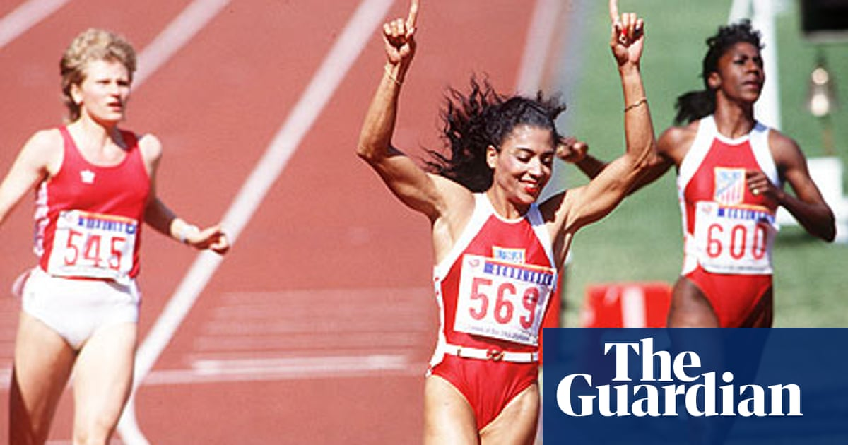 50 stunning Olympic moments No22: Florence Griffith Joyner, Seoul