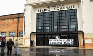 Piermario Morosini At Armando Picchi Stadium