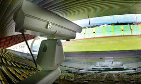 Goal-line camera