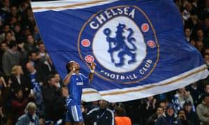 Didier Drogba, Chelsea striker