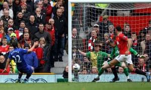 Manchester United v Everton