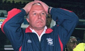 Barry Fry: turning the air blue and the grass yellow