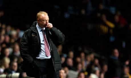 Alex McLeish, Aston Villa manager