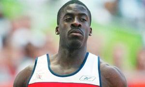 Dwain Chambers, athlete