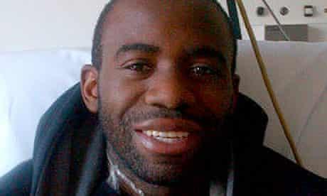 Fabrice Muamba Bolton Wanderers