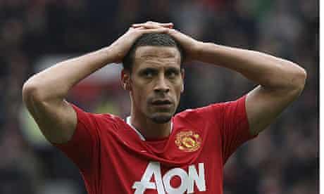 Rio Ferdinand Manchester United