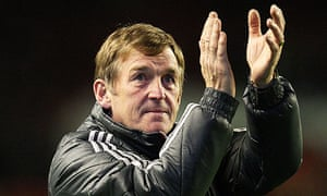Kenny Dalglish who has been sacked as Liverpool manager