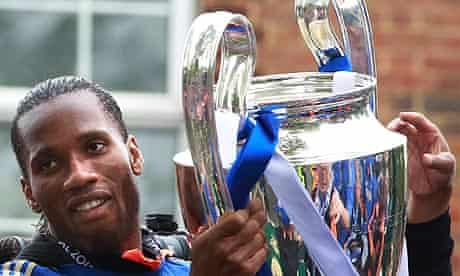 Didier Drogba has confirmed that he wiil be leaving Chelsea when his contract expires this summer