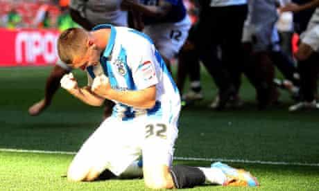 Huddersfield's Jack Hunt