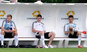 Germany's training camp