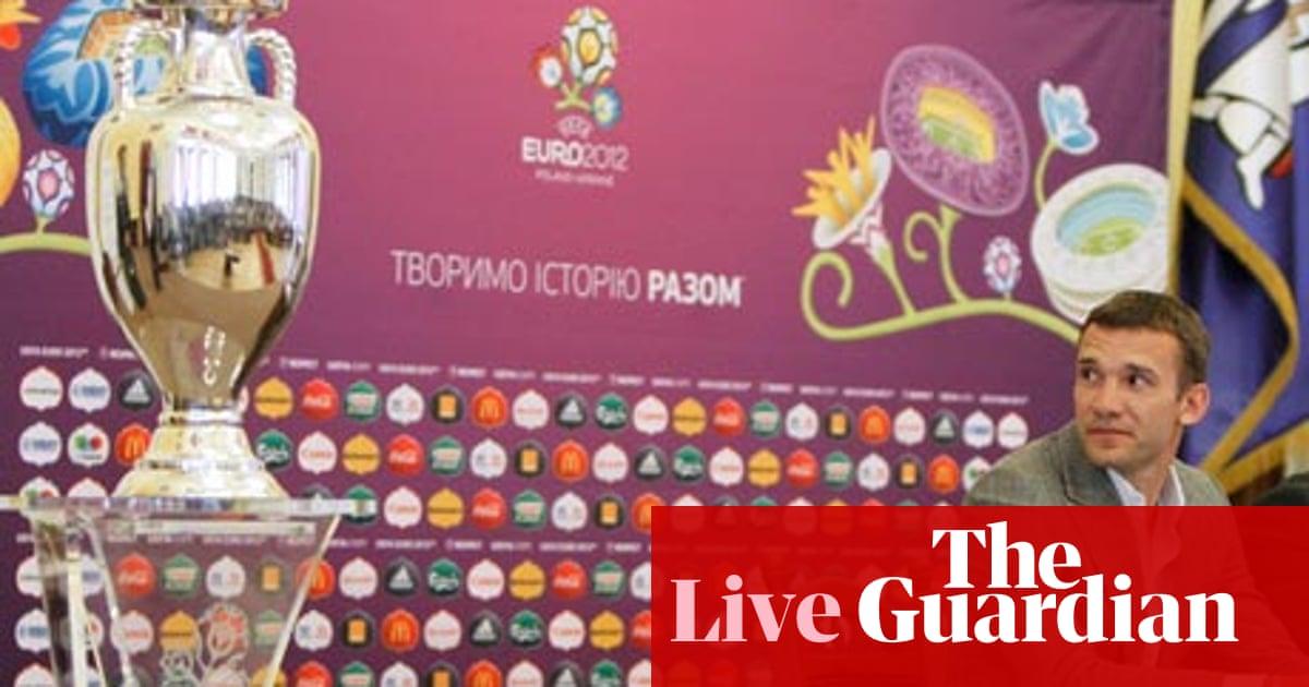 Euro 2012: Ukraine v Sweden – live | Paul Doyle | Football | The