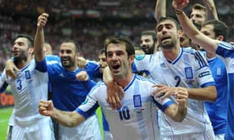 Greece v Russia - UEFA EURO 2012 Group A