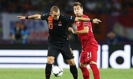 Euro 2012 Portugal V Holland As It Happened Jacob Steinberg