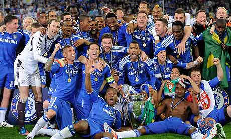 Chelsea earn £47m prize money from Champions League success ...