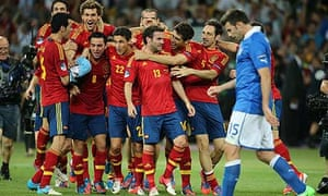Spain Italy