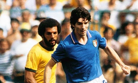 Italy 3 2 Brazil 1982 The Day Naivety Not Football Itself Died