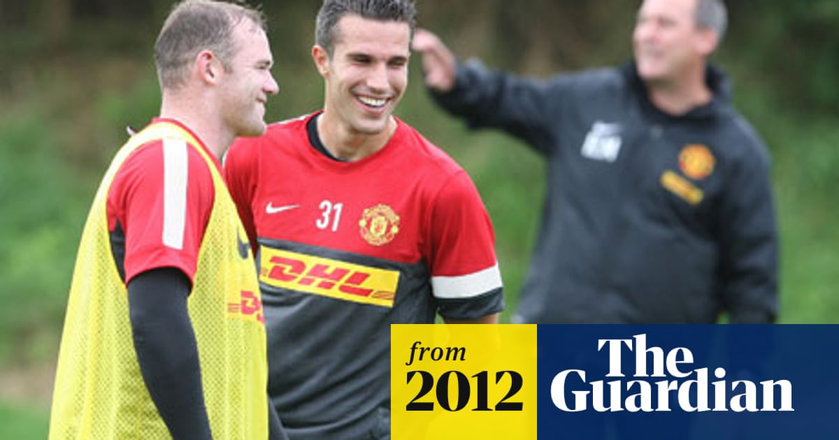 more photos 7fafb 4c453 Robin van Persie wants to achieve greatness with Manchester ...