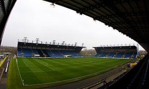Oxford United's Kassam Stadium