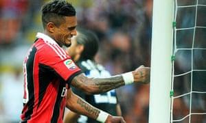 Milan's Kevin-Prince Boateng