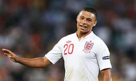Alex Oxlade-Chamberlain is in the England squad for England's opening World Cup qualifiers.