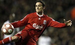 Alberto Aquilani Liverpool