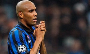 Maicon of Manchester City