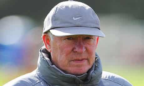 Sir Alex Ferguson said Manchester United's defence was key